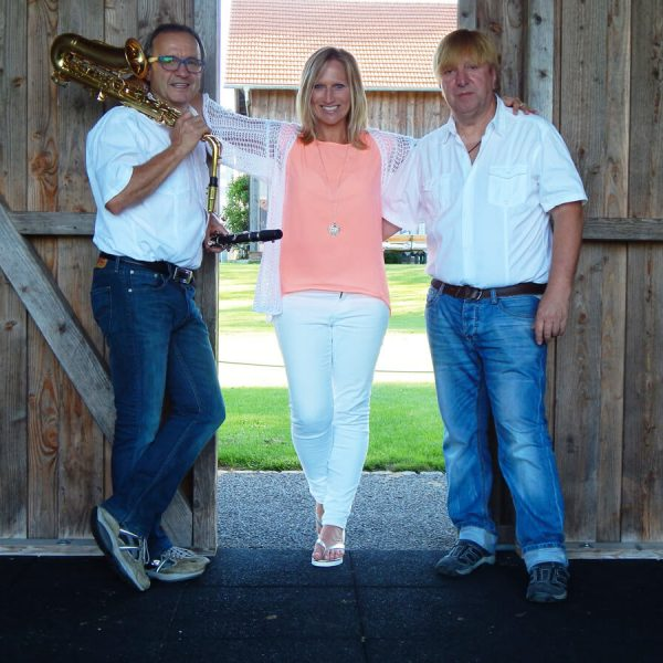 Caro Coverband im Golfclub Owingen